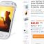 TinyDeal – Celular com Android por $43,99
